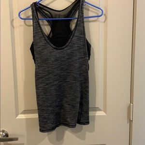 Lululemon athletica glide and slide tank top
